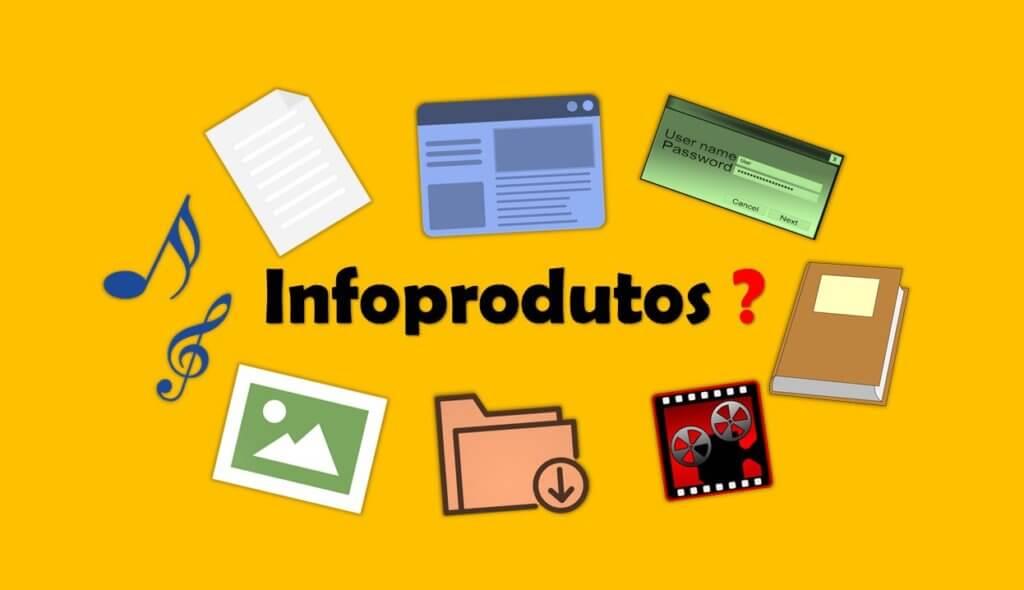 Infoprodutos e produtos digitais
